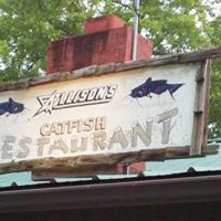 Allison Catfish Sign